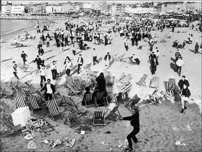 Mods rockers brighton